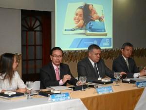La presentación del directorio se realizó el pasado martes en las instalaciones del Club del Comercio.