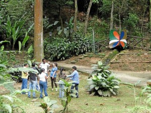 El verde abundante del parque más los espacios de diversión y cultura serán los atractivos para la actividad del fin de semana.