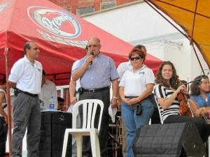 Bazar de apertura en el San Pedro Claver