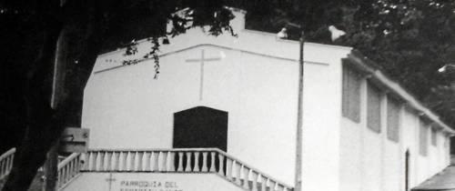 Con bazares y rifas se construyó templo del Espíritu Santo