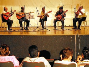 auditorio Pedro Gómez Valderrama se llevará a cabo el Concierto 'Tres Generaciones'.