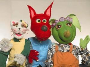 El show de Club 10 también incluye concursos y premios para los niños con los mejores disfraces.