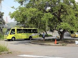 La ruta AQ4 entró a suplir las necesidades de transporte de los habitantes de Pan de Azúcar y Los Cedros.