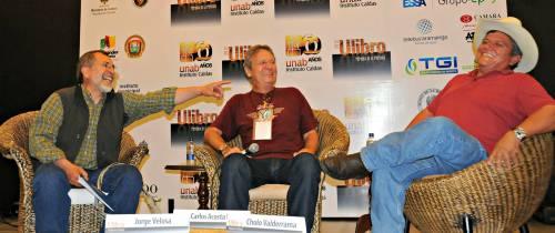 Con Jorge Velosa se cierra Ulibro 2012