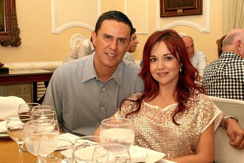 Francisco Serrano y Viviana Olaya.