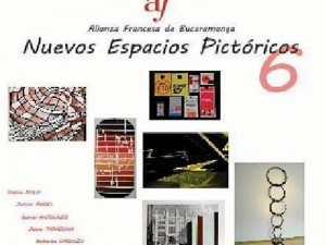 Jessica Ángel, Gabriel Antolínez, Yadira Polo, Jaime Tarazona, Barbarita Cardozo y Edwin Calderón son los artistas que presentarán sus trabajos en la Alianza (calle 42 # 37 – 19, teléfono 6459393).