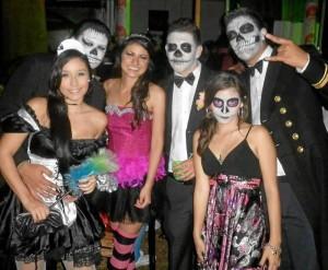 Lina Pardo Romero, Rafael Zambrano, Brenda Acosta, Iván Dueñas, Catalina Fernández y Nelson Rojas.