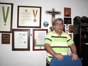 Luis Eduardo Mantilla se ha destacado por más de 20 años en los medios de comunicación radial de Santander.