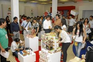En la rueda de negocios participaron jóvenes emprendedores de la ciudad.