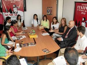 El encuentro de presentación del evento fue esta semana.