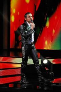 El joven que interpretó a Alejandro Fernández en el programa 'Yo me llamo' también estará en el hotel Chicamocha.