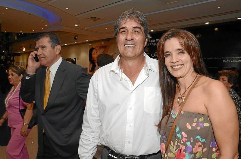 Sergio Cadena y María Ximena Mantilla.