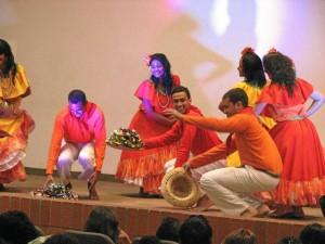 En el ágora de la sede Macondo se realizarán las actividades de Danzate 2012.