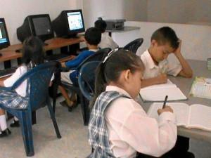 Para Fundafuturo es primordial que los niños estén estudiando.