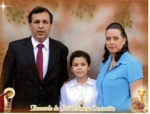 Álvaro Durán Granados, Juan Sebastián Durán Vega y Gloria I. Vega Arismendi.