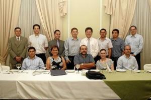 Cena de la Asociación Colombiana de Medicina Interna