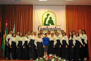 Coral Comfenalco Santander.