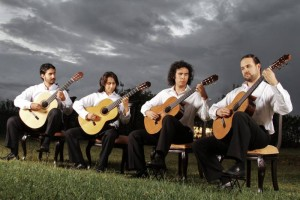 Cuarteto de Guitarras Silvio Martínez