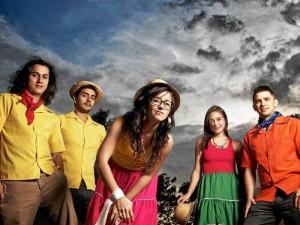 Foto suministrada Mario Serrano / GENTE DE CABECERA La agrupación musical Na Morales y Los Benditos fue fundada en 2011.