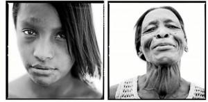Estas son algunas de las fotografías que se exponen en 'En Medio De'.
