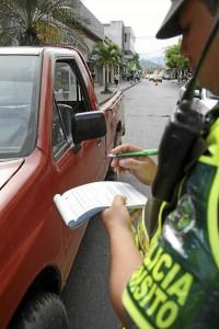 Este sábado podrá pagar sus comparendos  pendientes en la Dirección de Tránsito de Bucaramanga.