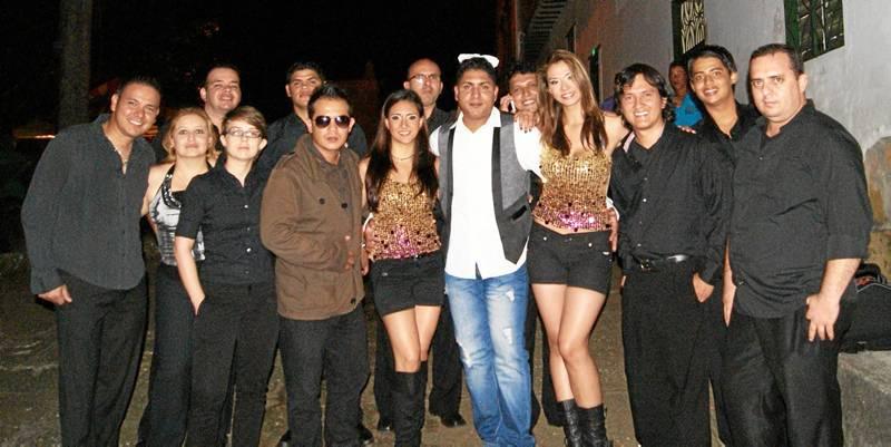 Esta es la agrupación musical que mezcla el merengue clásico con el moderno.