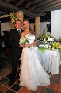 David Epelboim Ramírez y Patricia Espinosa Silva. (Foto Suministrada).