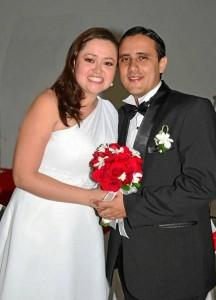 Ángela Patricia Martínez y Vladimir Essaú Martínez Bello.