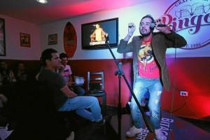 De miércoles a miércoles German Castellanos y Henry Delgado preparan un show diferente para probar rutinas frente al público.