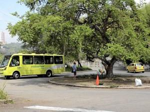 En Los Cedros piden que Metrolínea pase por sus calles.