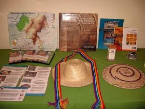 Las Maletas Didácticas del Museo del Oro también se pueden adquirir mediante préstamo ante el Banco de la República, ofi-cina Bucaramanga.