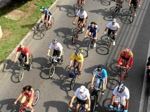Este será el primer ciclopaseo diurno dominical de los 23 que se reali-zarán en el transcurso de 2013.