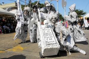 La fiesta simulará al evento real, al Carnaval de Barranquilla.