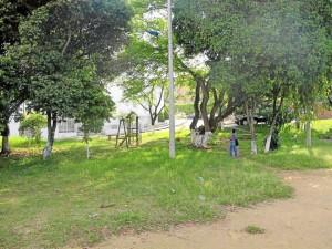 Residentes de Las Mercedes esperan que su sector sea tenido en cuenta en el programa de recuperación de parques de la Alcaldía de Bucaramanga.