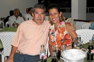 Jorge Alberto Torres y Rosita Rodríguez Uribe.