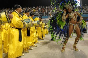 Los bailes tradicionales de Brasil se verán en esta fiesta de ani-versario UIS.