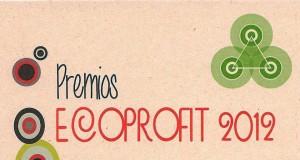Este es el logo de los premios versión 2012 que se entregan esta semana.