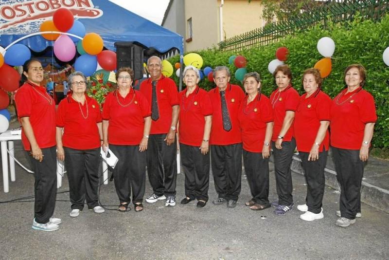 Gloria Flórez, Eda Corzo, María Ariza, Rafael Vargas Castillo, Paula Ma-rimon, Luis Eduardo Gómez, Teresa Gamarra y Lilia Naizaque.