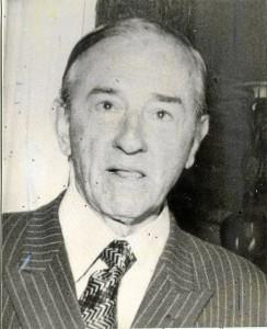 Se cumplen los 100 años del  natalicio de José Alejandro Mora-les.