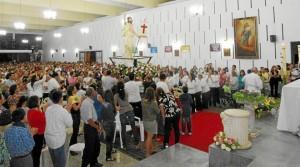 La Vigilia Pascual es quizá el acto litúrgico más importante de la Semana Santa.