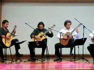 El concierto tendrá alumnos del maestro Silvio Martínez, profesores Karen Arango, Henry Rodríguez y Óscar González.
