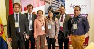 Juan Sebastián Duque, Camilo Duque, Gladys Rocío Ramírez, Gladys Helena Rueda, Sergio Cajías y Armando Aréva-lo.
