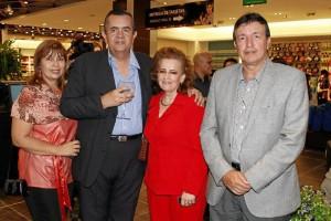 Dalge Roa, Miguel López, Leonor Arbeláez  de López y Álvaro Marín Valencia