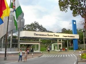 La celebración de los 40 años de la universidad Santo Tomás de Aquino inició el 11 de abril y se extiende hasta el 20 del mismo mes.