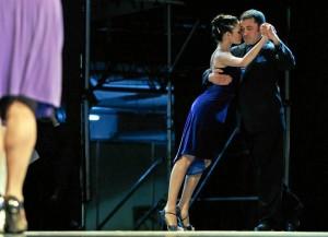 El espectáculo de tango será en el Club de Profesionales.