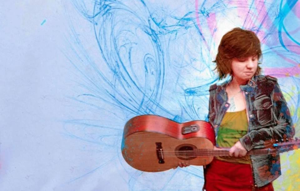Laura Ríos cuenta con el apoyo total de sus padres en sus sueños musicales.