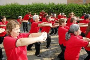 Durante la mañana habrá actividades físicas para personas de todas las edades.