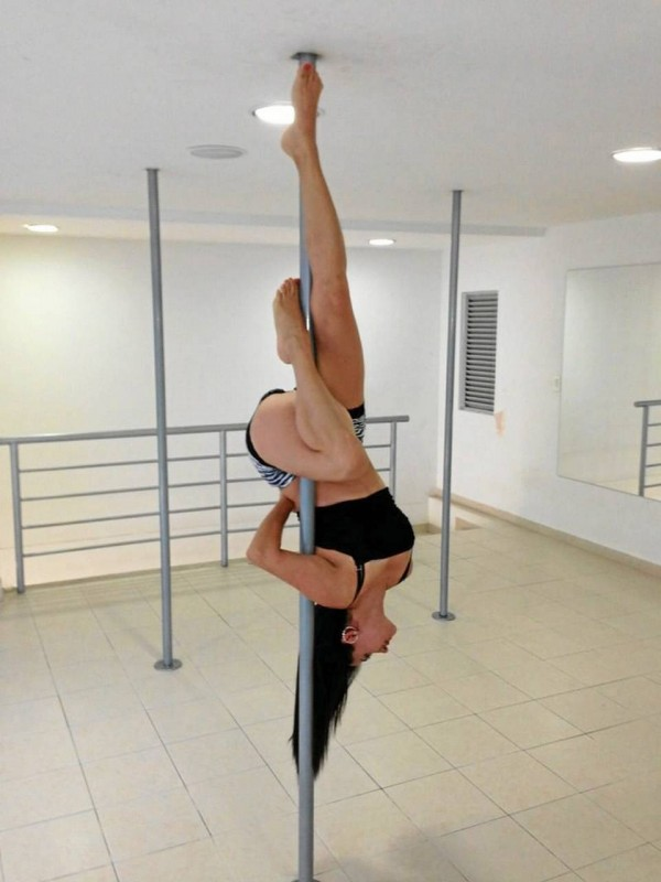 """""""Las mujeres que nunca habían hecho ejercicio son las que más recurren a esta práctica porque desarrollan muchas habilidades por medio de un adecuado proceso""""."""
