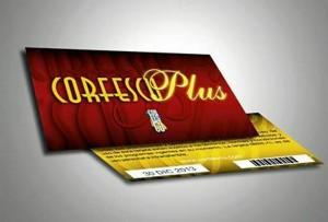 Desde esta semana estará disponible la tarjeta Corfescuplus.