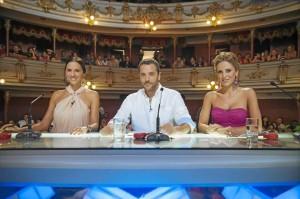 Los jurados de esta nueva edición de Colombia Tiene Talento son Paola Turbay, Jose Gaviria y Alejandra Azcárate.